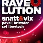 Flyer Rave O Lution @ Club Zebra - 18.05.2013