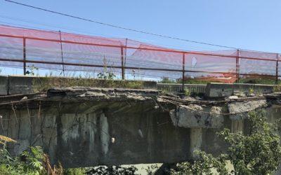 Podurile uitate (foto-video)
