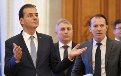 Interimar și carantinat Guvernul Orban e ca șantierul Centurii Bacăului